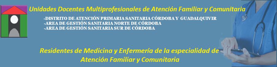 UNIDADES DOCENTES ATENCIÓN FAMILIAR Y COMUNITARIA (CORDOBA Y PROVINCIAS)