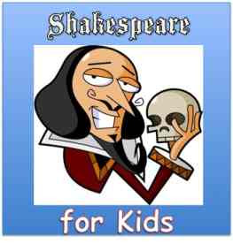 link to Shakespeare for Kids directory