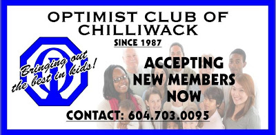 optimist club chilliwack