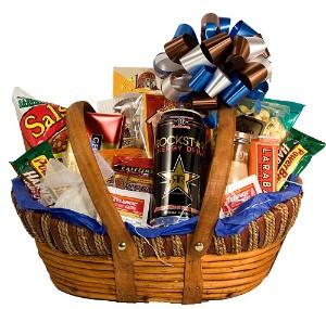 Accountant Gift Basket7
