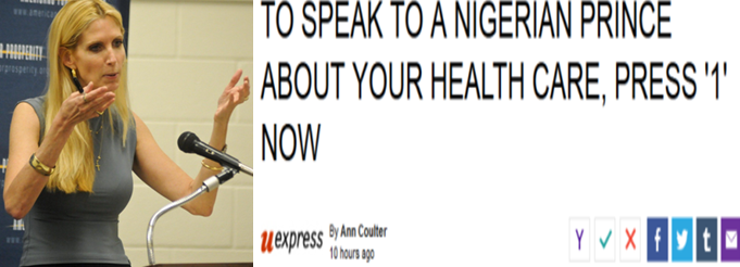 nigerians obamacare website
