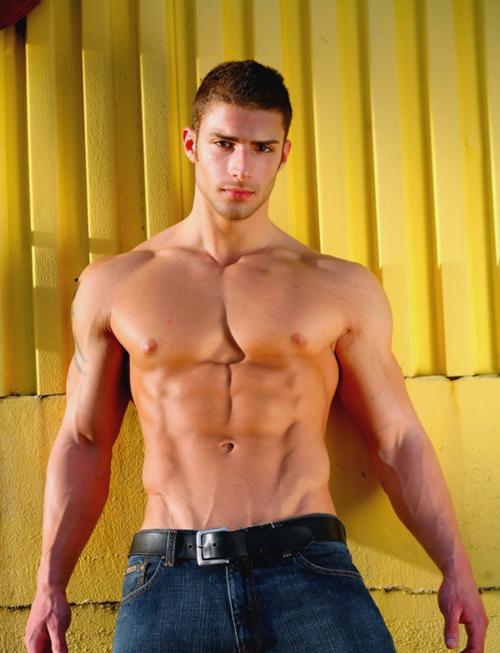 Beautiful Men: Adam Ayash