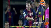 . el mito de chico humilde y buen compañero que se vende del argentino. liga bbva las mejores fotos del barcelona granada