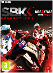 Download Jogo SBK Generations PC FullRip BlackBox 2012