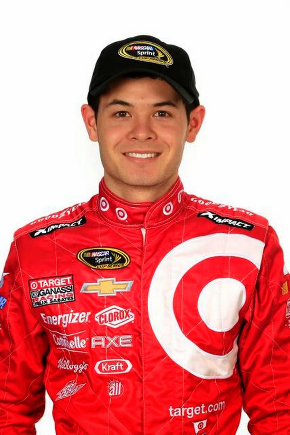 NASCAR Sprint Cup Rookie Rookie Kyle Larson