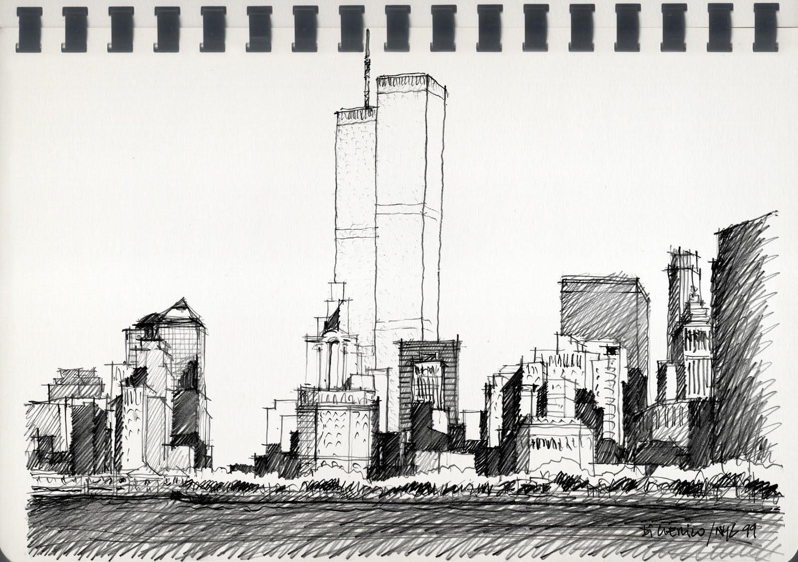 Urban Sketchers Argentina Un nuevo autor Eduardo Di Clrico