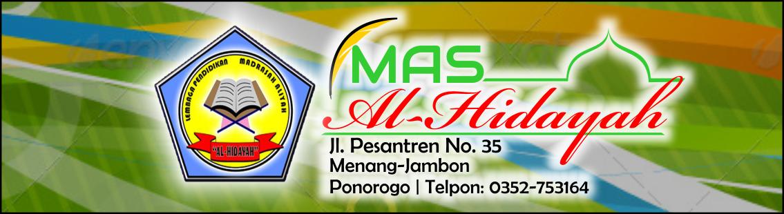 MAS AL-HIDAYAH