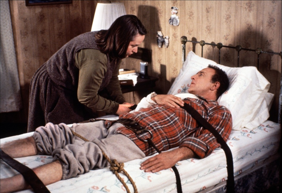 Movie Review Misery 1990 on Latest On Writing Stephen King 3