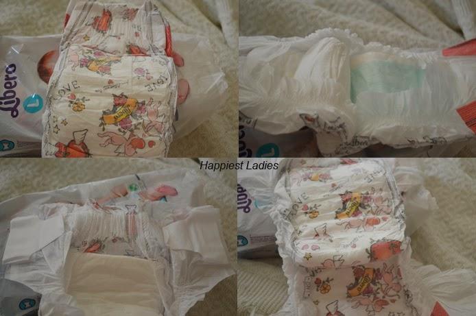 Libero Large Diapers