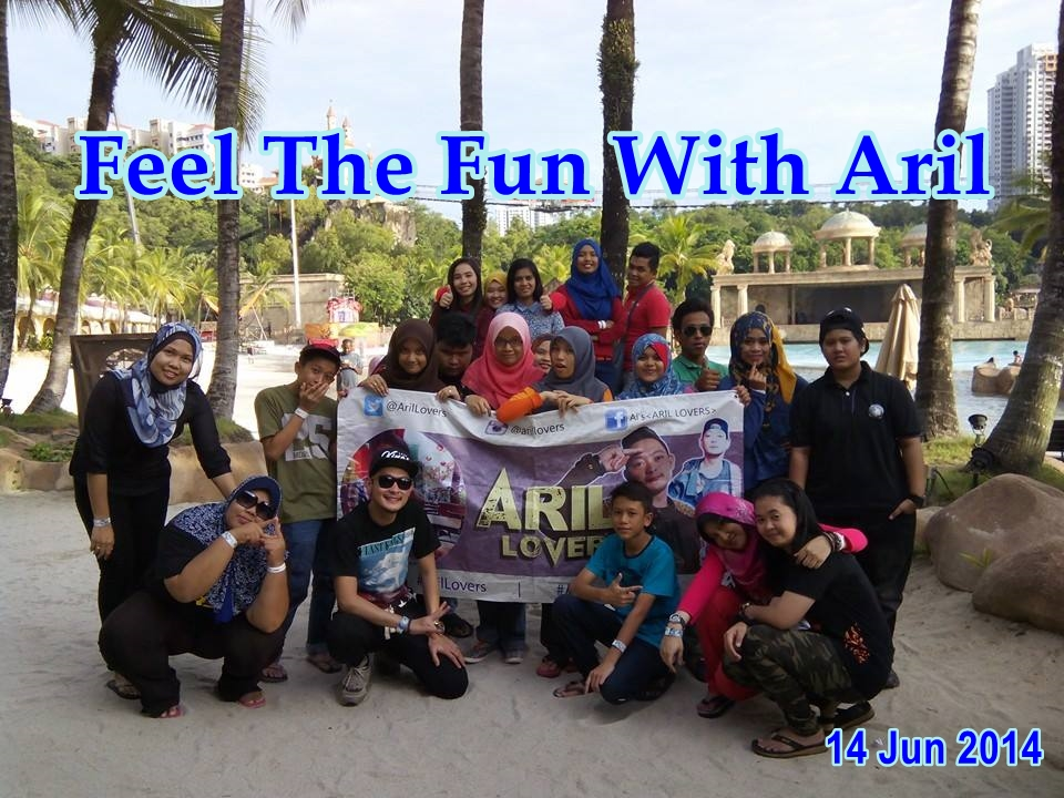 Feel The Fun With ARIL 2014