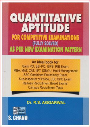 Quantitative aptitude for competitive exams by dr r s aggarwal quant rs aggrawal fandeluxe Choice Image