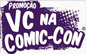 """Promoção """"Syfy E Você Na Comic-Con"""""""
