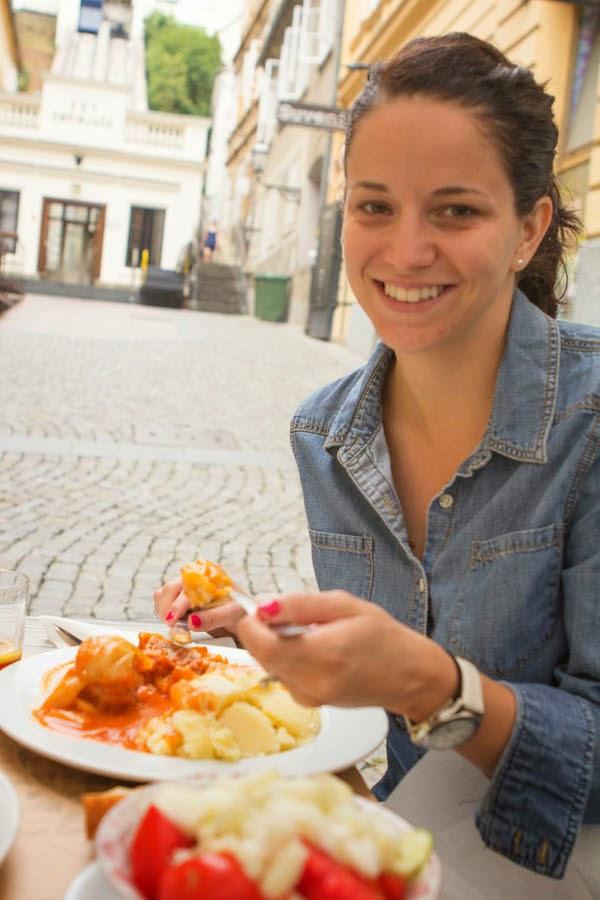 Style Jaunt Destinations: Zagreb Restaurants, Punjene paprike