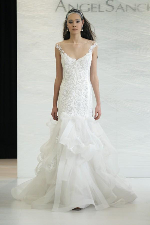 Cheap Wedding Gowns Online Blog: Angel Sanchez Wedding ...