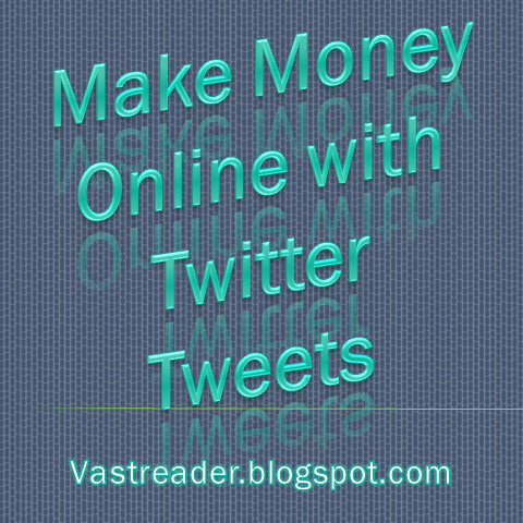 Make money with twitter tweets is not a very easy task, but we need minimum more then 10,000 Active Twitter Followers. We help you to make money online with twitter tweets.