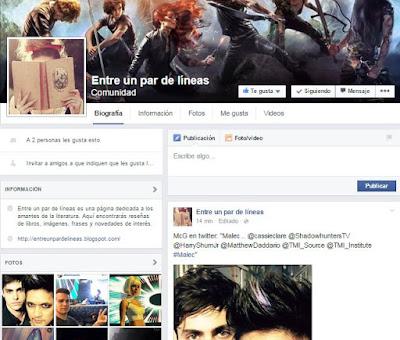 Ir a la página en facebook
