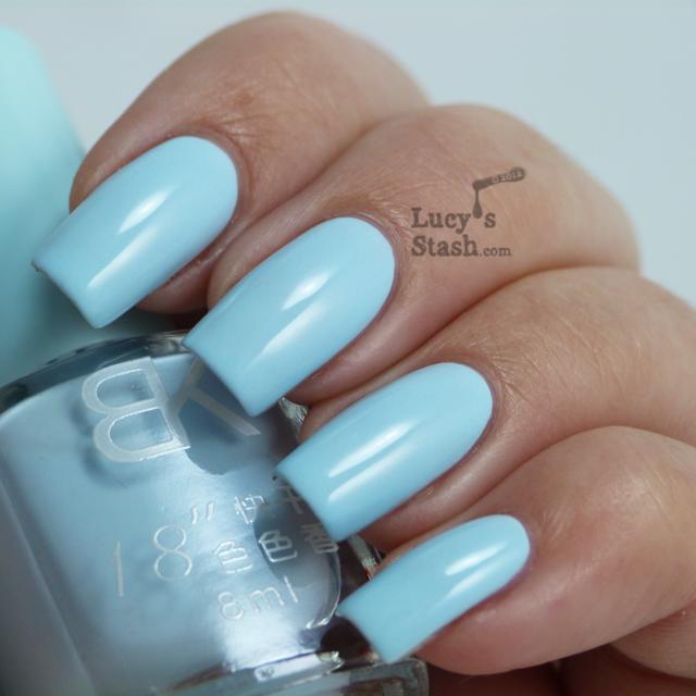 Lucy's Stash - Born Pretty Store BK #28