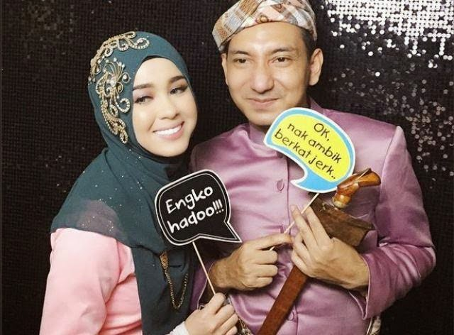 Emma Maembong Akui Tak Lagi Cintakan Zizan