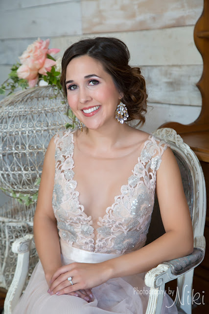 Montgomery County Weddings _ Bridal Makeup _ Woodlands Makeup Artist