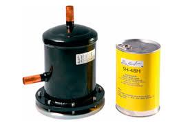 housing & filter dryer core spareparts Water chiller