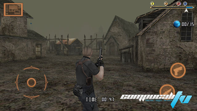 Resident Evil 4 Juego para Android Apk