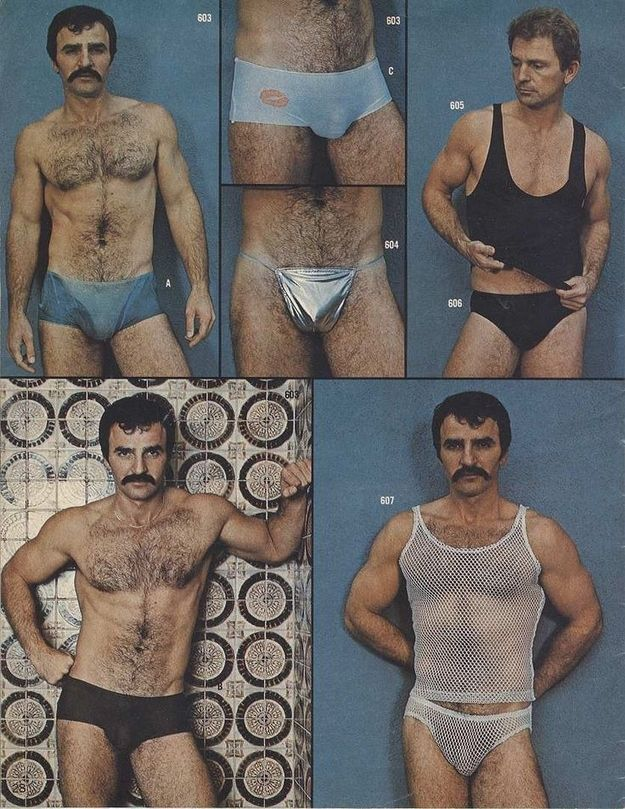 Can vintage hot hairy men can not