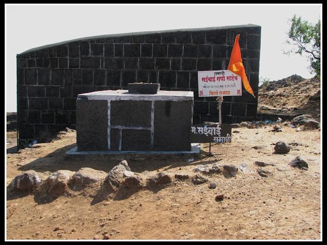 Saibai's samadhi (tomb)