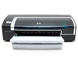 HP Deskjet 9800d Printer