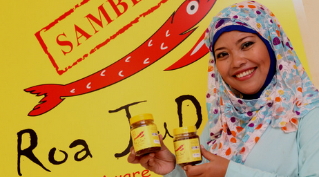 Awal Sambal Roa Judes Kegemaran Artis Indonesia