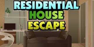 Residential house escape walkthrough putas y zorras for Minimalist house escape 3 walkthrough