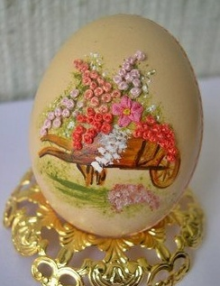 Egg decoration