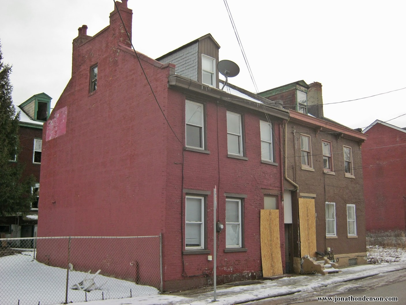 Age Of House Eligible For Historic Designation