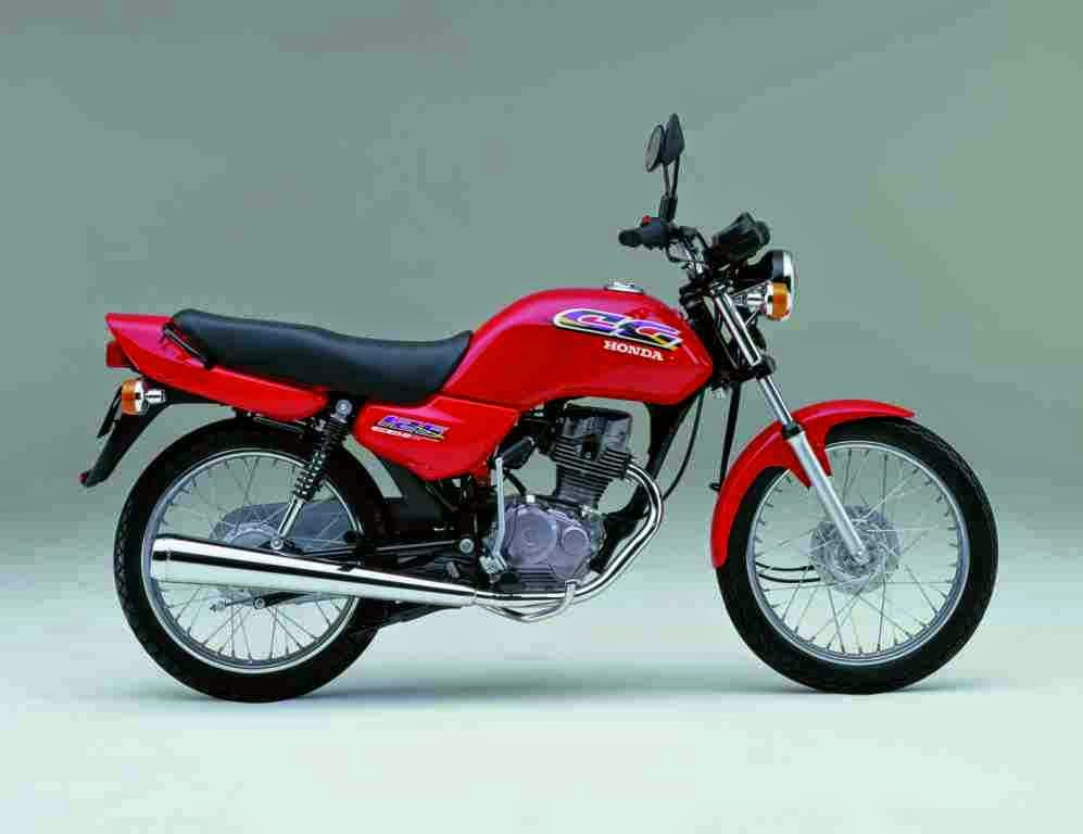 honda cg 125 owner blog honda cg 125 model history. Black Bedroom Furniture Sets. Home Design Ideas