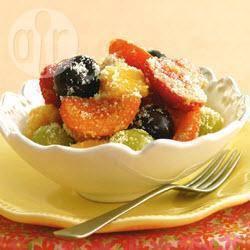 Frutas con Especias