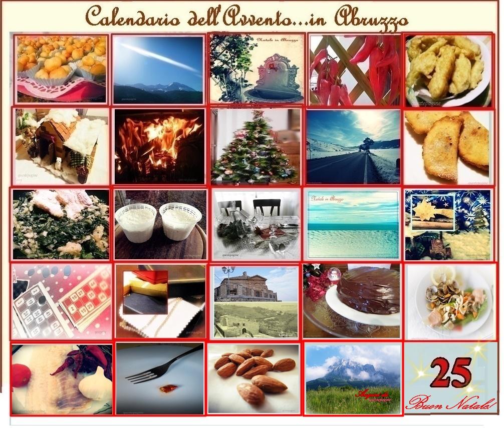 Calendario dell'Avvento 2015