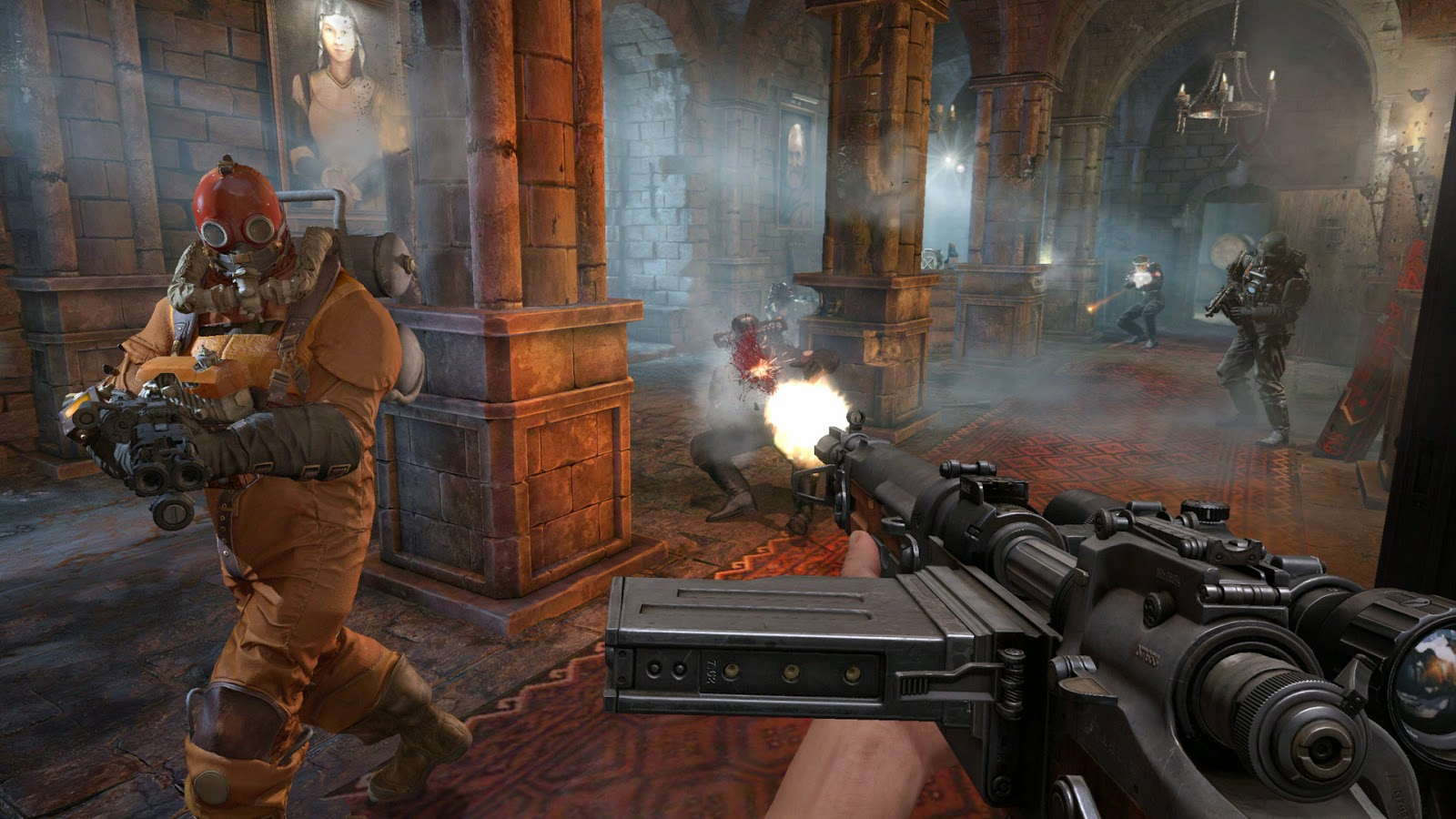 Wolfenstein The Old Blood pc repack