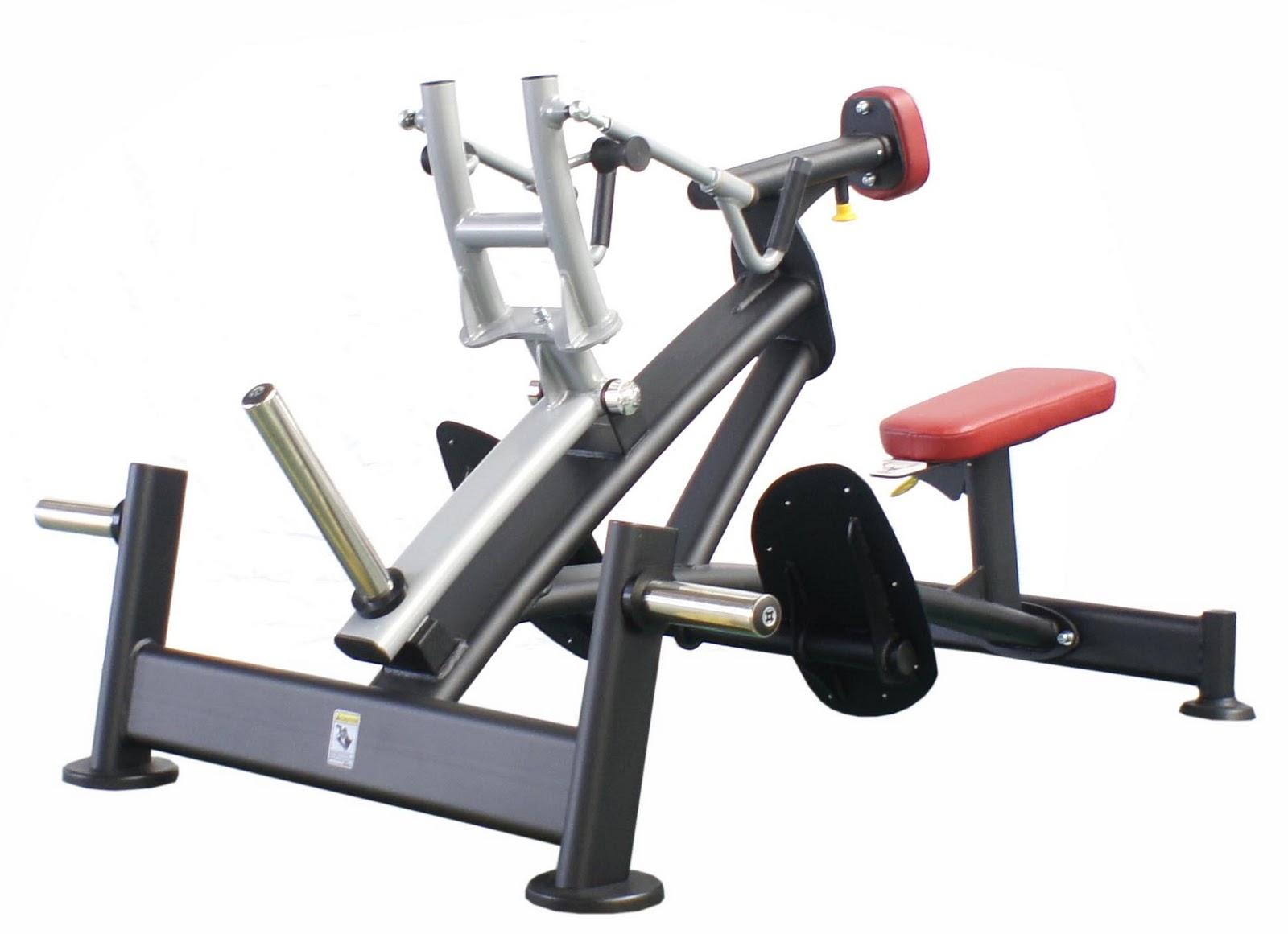 Maquinas de gimnasio peso libre for Aparatos de gym