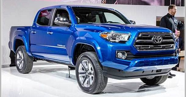 2017 Toyota Tacoma Diesel Rumors | TOYOTA CHANGES