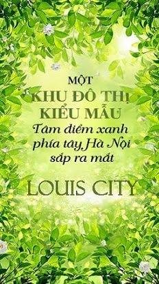 Sắp ra mắt kđt Louis City Hoàng Mai <br>