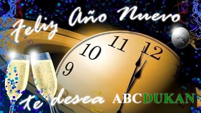 feliz año nuevo te desea abcdukan