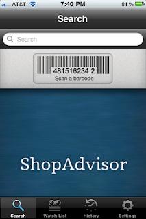 Aplicaciones Android Gratis ShopAdvisor