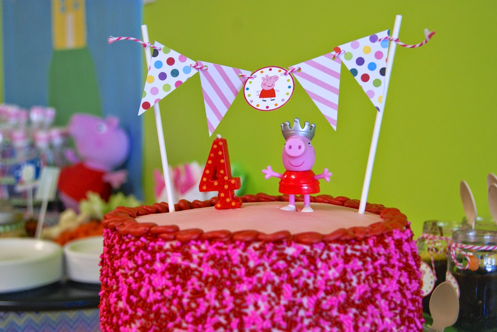 Little Adventures Await Peppa George Pig Party