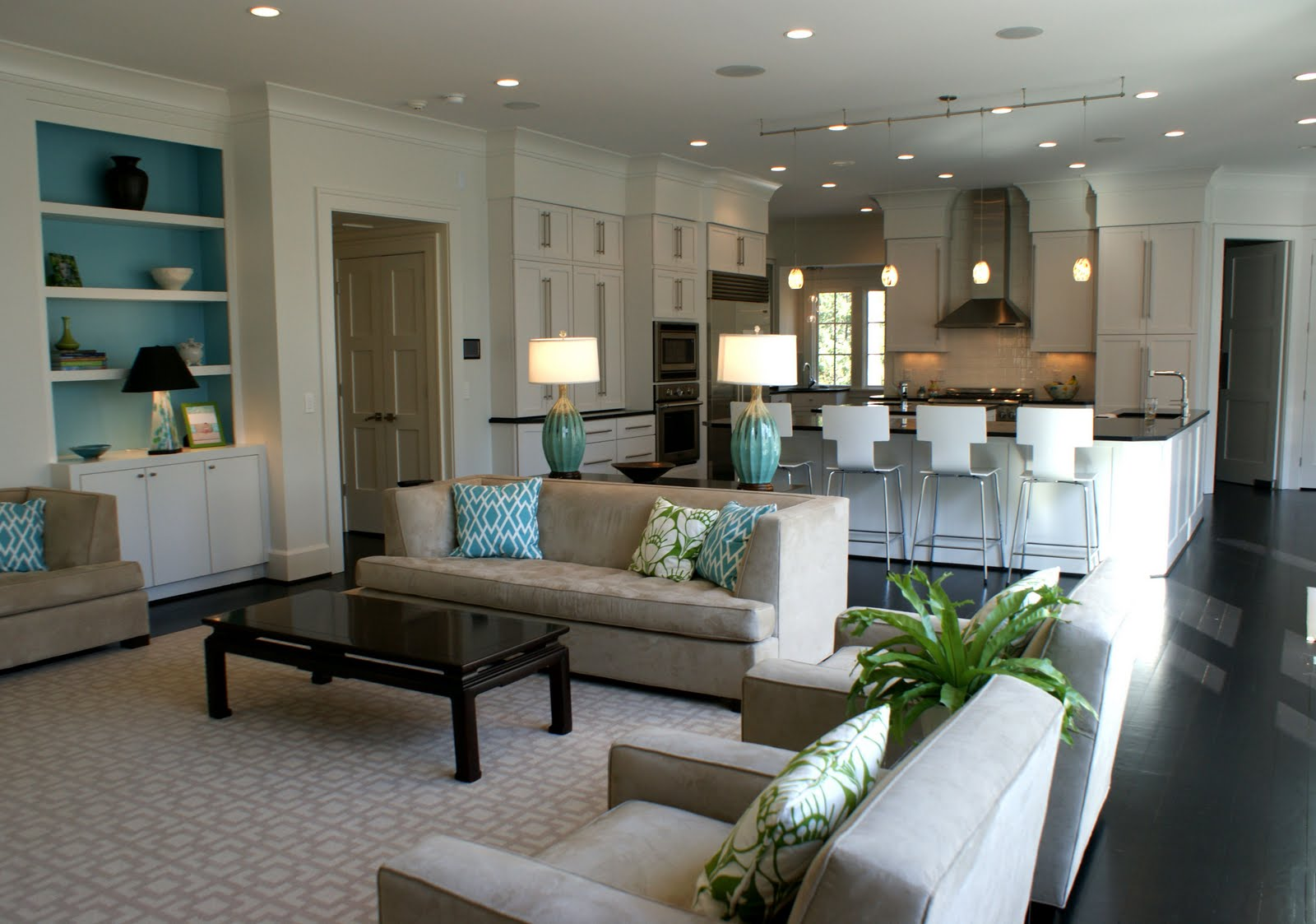 ... Kitchen Family Room Ideas Inspire Me May 2011 ...