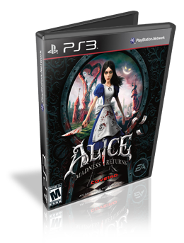 Download Alice: Madness Returns PS3 (CHARGED) 2011