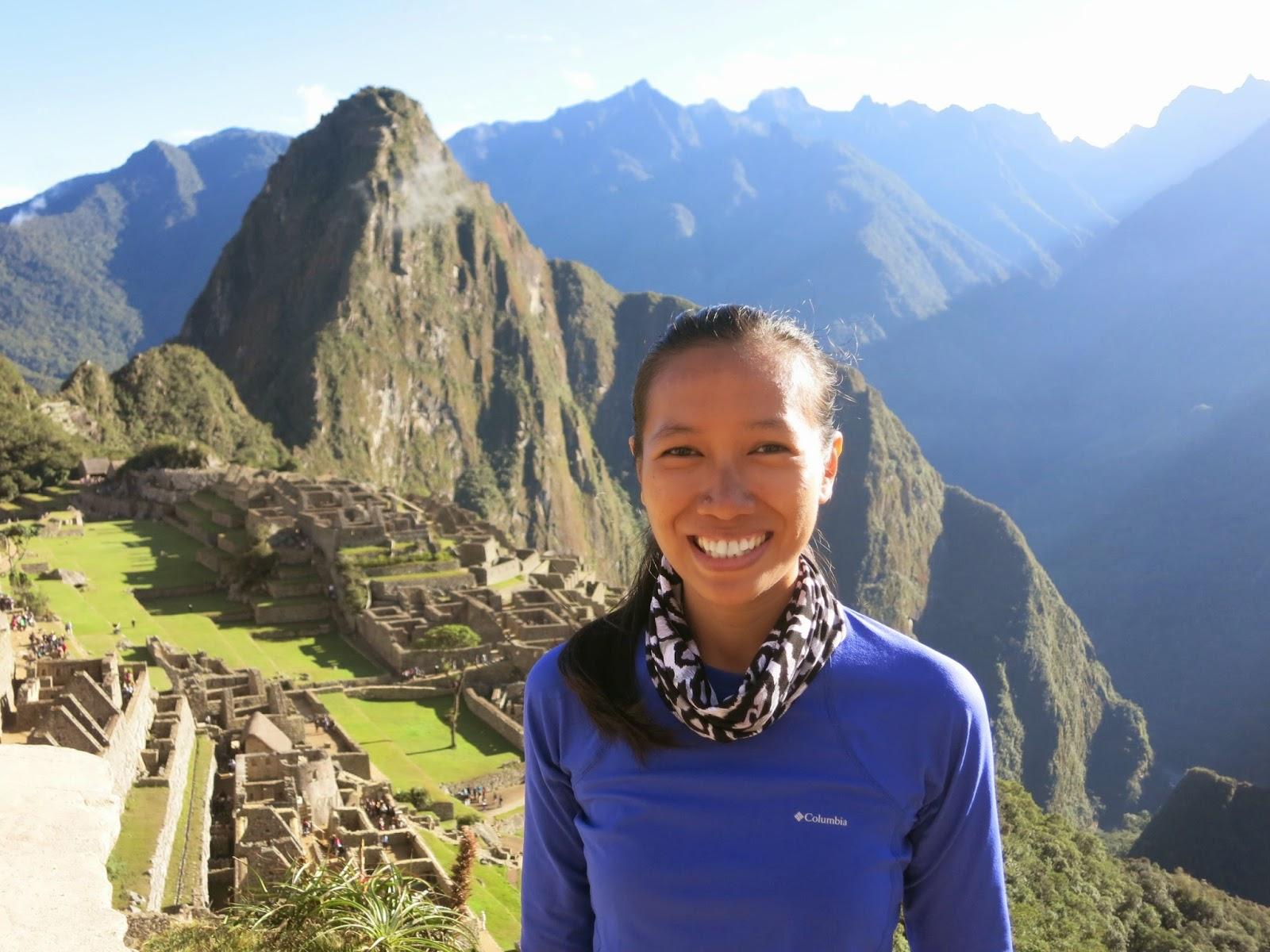 Machu Picchu, Peru July 2014