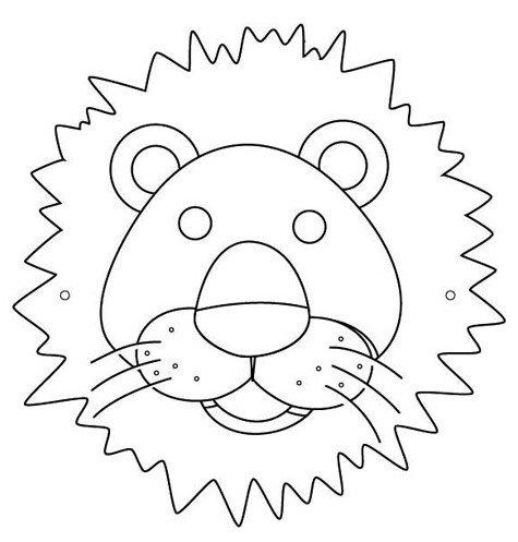 Leon comiendo cebra caricatura - Imagui