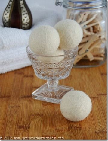 http://www.seasonedhomemaker.com/2012/11/how-to-make-felted-wool-dryer-balls.html