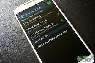 Tips Penggunaan Bateri Samsung Galaxy S4 Secara Optimum