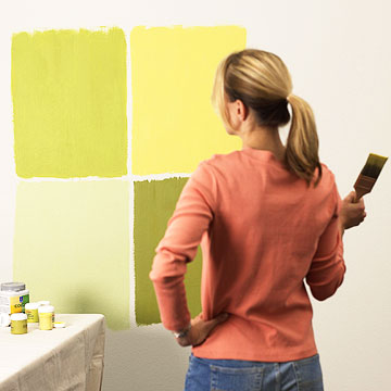Paint 360 How To Choose The Right Wall Colour For Your Home