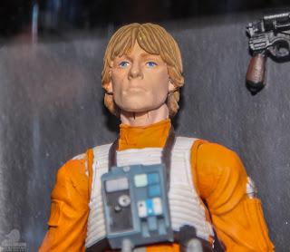 Hasbro Star Wars 2013 Toy Fair Display Pictures - The Black Series Luke figure